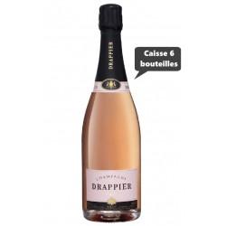 Drappier - Brut  rosé...