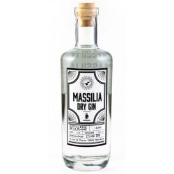 MASSILIA DRY GIN -...