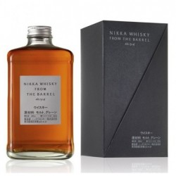 Nikka - From The Barrel  51.4°