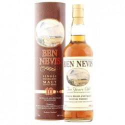 Ben Nevis - 10 ans - 46°